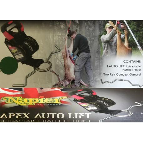 Apex auto lift