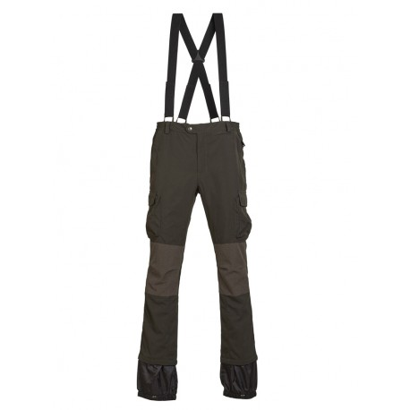 Pantalon manchon Nebraska