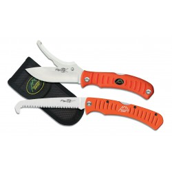 FLIP N'BLAZE / SAW COMBO Orange Outdoor Edge