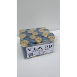 LA 28 N°9 Calibre 12 (prix affiché avec frais de port)