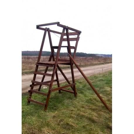 Chaise pliable de battue et d'affût