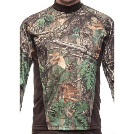 T-shirt Heatmax ready LS (3DX-G) - 2015