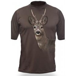 T-shirt BROCARD (manches courtes, Vert)