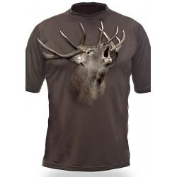 T-shirt Cerf (manches courtes, OAK)