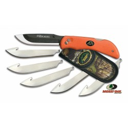 Razor Blaze orange (6 lames) Outdoor Edge