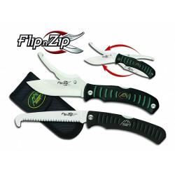 FLIP N'ZIP SCIE Combo Outdoor Edge