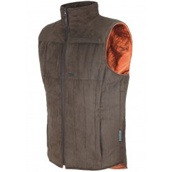 Gilet XPR Reversible (Vert/Orange3D)