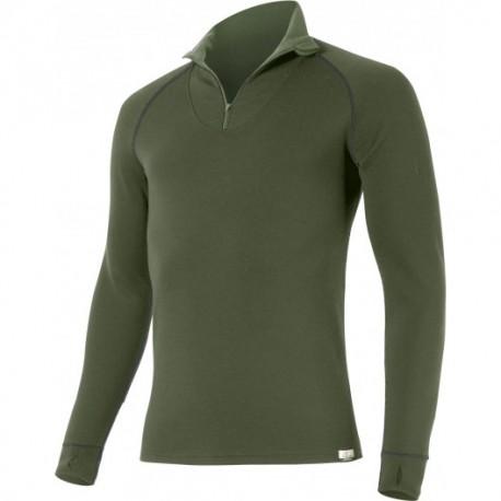 Sweatshirt Merino Vert